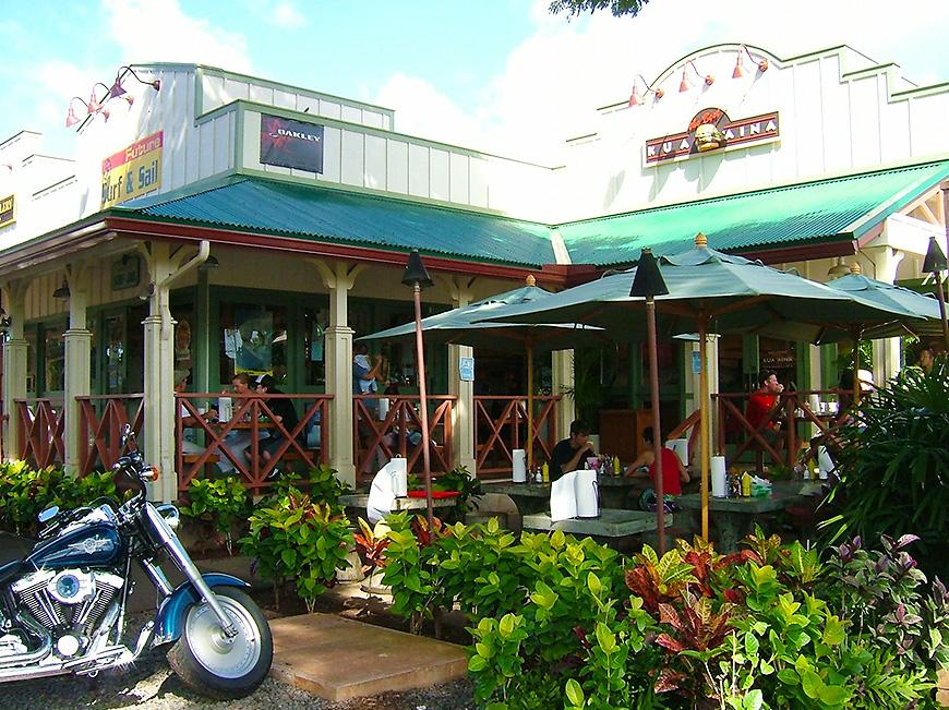 Haleiwa店(ハレイワ)