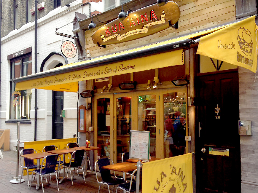 LONDON Carnaby Street店